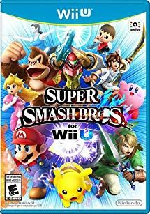 Super Smash Bros for Wii U Box Art.png Via Super Smash Bros. for Wii U and Wikipedia entry. (Sora Ltd, Bandai Namco, Nintendo - Kirby Nintendo, Video Game Nintendo, Nintendo Wii U Games, Nintendo Characters, Wii Games, Nintendo Switch, Nintendo Pokemon, Super Nintendo, Buy Nintendo