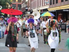 A Knoxville kind of Mardi Gras!