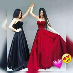 My bestie sofi😘😘😘 Sisters Goals, Stylish Dpz, Stylish Girl Images, Girly Pictures, Prom Dresses, Formal Dresses, Girls Image, Besties, Best Friends