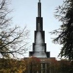 Retroactieve, monumentale droom over Gent