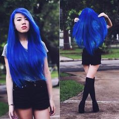 (27) dyed hair   Tumblr