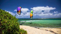 Mallorca for kitesurfing? Why not! #kitesurfing #kiteboarding #mallorca #travel - Kite Surf Mallorca