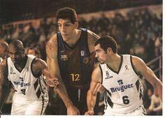 El gigante Roberto Dueñas por jordiramone - Baloncesto - Fotos del F.C. Barcelona