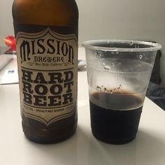 Mission Brewery Hard Root Beer from San Diego - 10/10