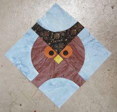 The Drunkard�s Owl Block�52 Blocks