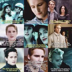 Best Fictional Parents Award Goes to.Carlisle and Esme Cullen Twilight Scenes, Twilight Saga Quotes, Twilight Saga Series, Twilight Book, Twilight Edward, Twilight Cast, Twilight New Moon, Carlisle Twilight, Robert Pattinson Twilight