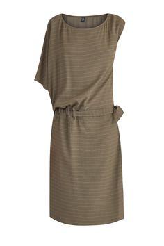 Женское платье ELEVENTY миди, цвет оливковый купить за 42200 руб. SS18 в интернет магазине Intermoda.