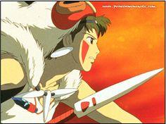 """Prinzessin Mononoke (jap. もののけ姫, mononoke hime, dt. etwa """"Dämonenprinzessin"""") ist ein japanischer Zeichentrickfilm (Anime) von Hayao Miyazaki und dessen Studio Ghibli aus dem Jahr 1997. Wie auch andere Filme von Miyazaki thematisiert Mononoke Hime die Umweltzerstörung und die Frage, ob es eine echte Koexistenz von Mensch und Natur geben kann."""