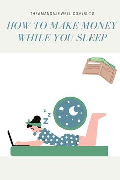 In this blog post I talk about how to make money in your sleep. I talk about my 10 different streams of income and how you too can create your own streams of revenue to make money in your sleep!  Read more on the blog! Advertising Industry, Way To Make Money, How To Make, Work From Home Tips, Income Streams, 22 Years Old, Financial Goals, Best Budget, College Students