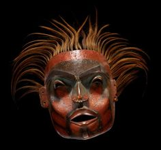 Mask by  Unknown Artist