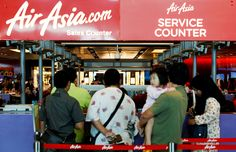 Low-Cost Airline AirAsia Flight Missing After Losing Contact;