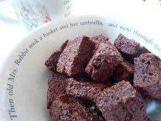 食パンで作る「しみチョコ」スナック菓子風の画像