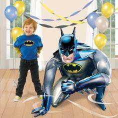 Batman AirWalker Foil Balloon, Batman Birthday Balloons, Super Heroes Batman Party Balloons, Super Heroes Batman Decorations #babyshowerideas4u #birthdayparty #babyshowerdecorations #bridalshower #bridalshowerideas #babyshowergames #bridalshowergame #bridalshowerfavors #bridalshowercakes #babyshowerfavors #babyshowercakes