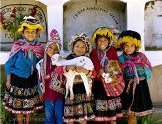 Los Ninos - Peru | Lisa Kristine Fine Art Photography
