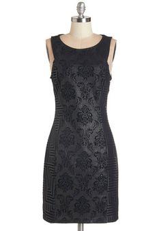 Sleek to Me Dress, @ModCloth