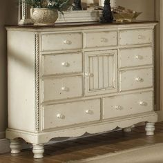 I pinned this Raleigh Dresser from the Dear Lillie event at Joss and Main!