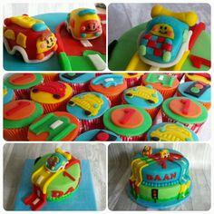 #Taart #cupcakes #toettoet