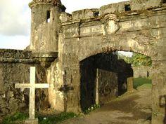 St Jeronimo Fort in Portobelo