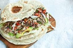 Domácí pšeničná tortilla | KITCHENETTE