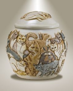 Felinicity pet remembrance urns and crematory urns for ashes for fond memories