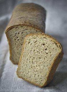 Пшенично-ржаной хлеб на закваске. Авторский рецепт. - Записки кулинарного озорника