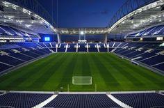 Estadio do Dragao (Oporto, Portugal)