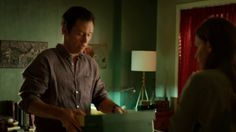 "Shut Eye 1x07 ""Two of Swords"" - Charlie Haverford (Jeffrey Donovan) & Linda Haverford (KaDee Strickland)"