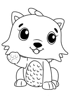 Free, Hatchimals Kittycan Coloring Pages printable coloring book pages, connect the dot pages and color by numbers pages for kids. Super Coloring Pages, Cartoon Coloring Pages, Coloring Pages To Print, Coloring Book Pages, Printable Coloring Pages, Free Coloring, Coloring Pages For Kids, Coloring Sheets, Kids Coloring