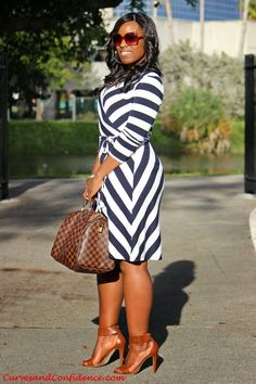 Curves and Confidence   Inspiring Curvy Women One Outfit At A Time