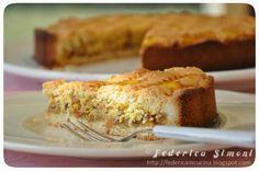 Buongiorno!! Continua la mia sistemazione delle vecchie ricette pubblicate, dopo le torte e i biscotti vi lascio le crostate e vi augur...