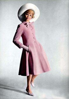 L'Officiel magazine 1965 Nina Ricci