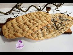 Orijinal Tirnak pidesi Tarifi - YouTube Waffles, Breakfast, Videos, Youtube, Pie, Pastries Recipes, Proper Tasty, Meat, Morning Coffee