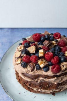 Cupcakes, Cake Cookies, Cupcake Cakes, Fruit Recipes, Cake Recipes, Dessert Recipes, Fudge, Cake Albums, Desserts Ostern