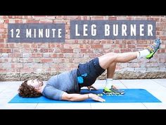 This is a great little workout and it's only 12 minutes, but trust me it's all you need to get those legs working. Joe Wicks Youtube, Lean In 15, Week Diet, Detox Week, Body Coach, Hiit, Cardio, Body Weight, Weight Loss