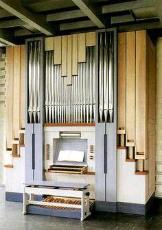 Waldkircher Orgelbau - Die Jäger & Brommer Orgel in der Christusgemeinde Wiesloch