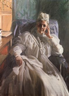 Queen Sophia,   Anders Zorn