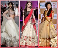 Lehenga Color is unique factor! It is always important to maintain a unique and striking feature in your attire which will make you stand out of the rest in the crowd, and it is no different with the lehenga as well. http://www.lashkaraa.com/lehenga-choli.html