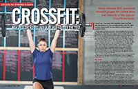 CROSSFIT article--- Yes, Crossfit works, but to decrease the risk of injury, you have to PROPERLY PROGRESS, MODIFY AS APPROPRIATE and MAINTAIN PERFECT FORM.  These same elements should be followed with ANY exercise program, but the injury risks of HIIT (high intensity interval training) make these principles even more vital with Crossfit.