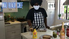 Mad Black Chef makes Beyond Meat Brauts while still on lockdown as he sings for the camera y'all. Comedy Skits, Sunday Motivation, Sunday Brunch, Sausages, Mad, Jokes, Watch, Recipe, Youtube