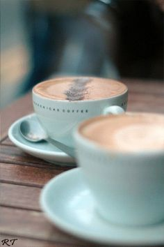 ❤ M m m....CAPPUCCINO .....A CUP OF LOVE!!!♥️☕️ YUM!!!