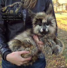 ALLPE Medio Ambiente Blog Medioambiente.org : Los hiperrealistas cachorros de peluche de Lee Cross