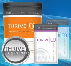 Your basic thrive experience begins with the lifestyle pack! Formulated by nutritionalist who designed the perfect gmo free, plant based nutraceutical that will get you back to your best physically, mentally and emotionally!