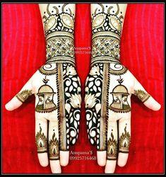 Indian Henna Designs, Modern Mehndi Designs, Mehndi Design Pictures, Wedding Mehndi Designs, Beautiful Henna Designs, Latest Mehndi Designs, Mehndi Designs For Hands, Mehndi Desighn, Stylish Mehndi