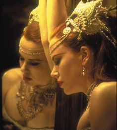 Nicloe Kidman Moulin Rouge