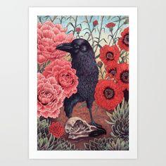 Crow Effigy - $22.8
