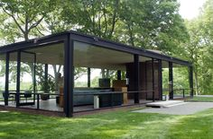 The Jouney to Glass House   by baobee