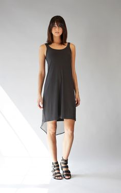 Easy to wear. Easy to accessorise.  Great dress for almost any event by Isda & Co.