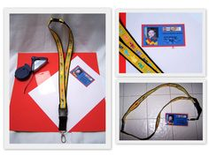 Lego Racers Driver's License/Lanyards