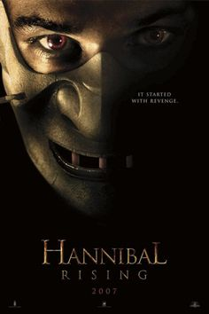 Hannibal Rising Movie Poster