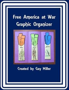This free graphic organizer would be an ideal way to review for the end of the year testing or as an activity for Veteran's Day or Memorial ...